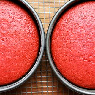 Red Strawberry Cake Recipes