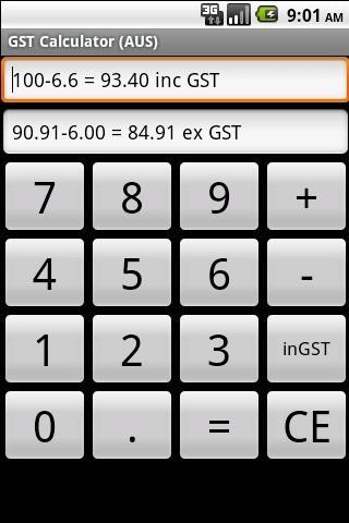 GST Calculator AUS