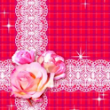 Glitter Rose icon