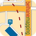 BeMap Dubai Healthcare City icon