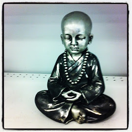 Little.Buddha by Clare Parsons - Artistic Objects Antiques