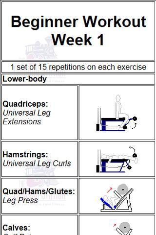 Beginner Workouts