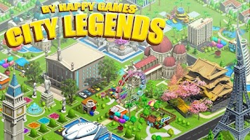 Screenshot of City Legends HD