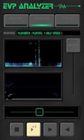 Screenshot of Ghost EVP Analyzer