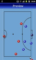 Screenshot of Futsal Coach