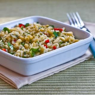Lemon Pine Nut Rice Recipes