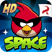 Download Android Game Angry Birds Space HD for Samsung