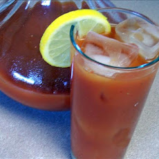 Metabolism Booster/ Hot N Spicy V-8