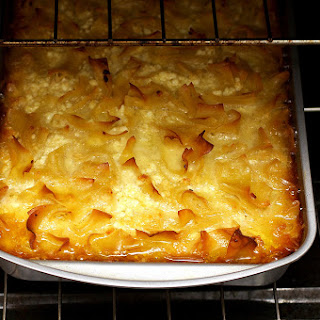 My Family's Noodle Kugel