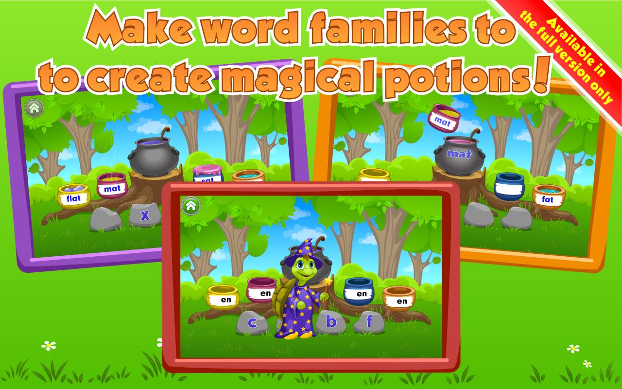 Kids Learn to Read Screenshot 18
