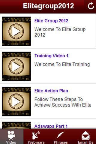 *Elite Group 2012