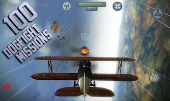 Screenshot of Sky Gamblers: Rise of Glory
