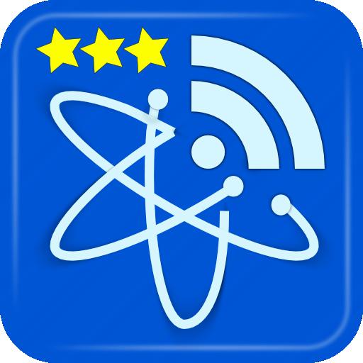 滾動新聞小工具AtomaRS LOGO-APP點子