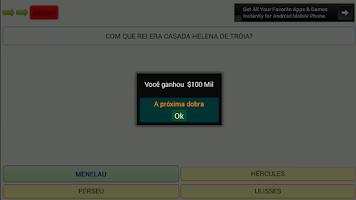 Screenshot of Show do Milhão Kids
