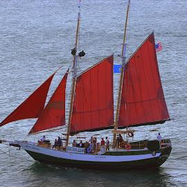 by Steve Tharp - Transportation Boats