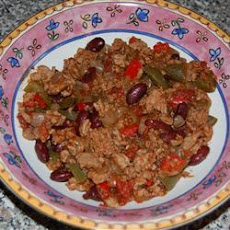 Super Healthy Turkey Chili