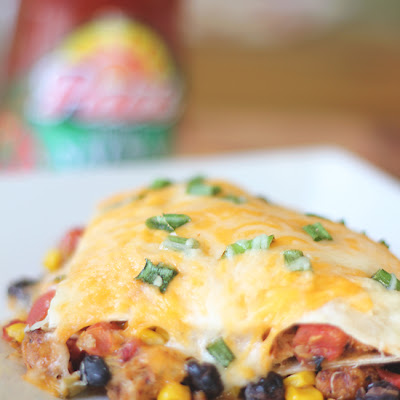Low Carb Chicken Enchilada Bake