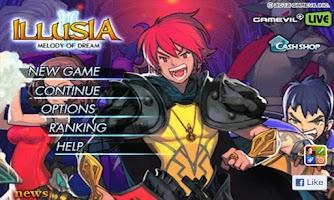 Screenshot of ILLUSIA 2