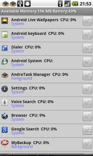 Andro Pro Task Manager