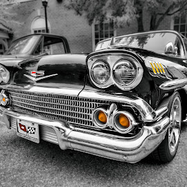 Splash Of Color by RomanDA Photography - Transportation Automobiles ( chevrolet, chrome, chevy, classic,  )