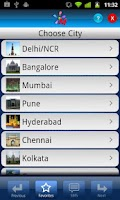 Screenshot of Mobiesta for India