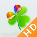 GO Launcher HD for Pad mobile app icon
