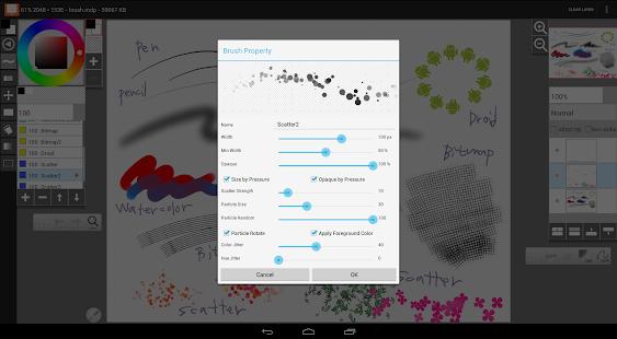 LayerPaint HD v1.5.5 Apk