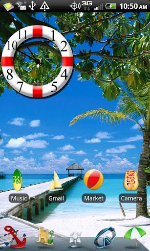 Summer Beach Theme HD