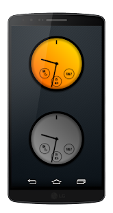 Boxlight for Zooper Widget - screenshot