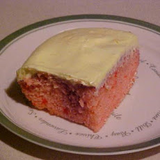 Refrigerated Strawberry Cake