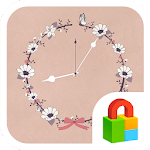 Flower Dodol Locker Theme 1.0.0 Apk