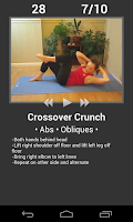 Screenshot of Daily Workouts FREE