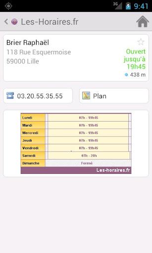 玩免費工具APP|下載Les-Horaires app不用錢|硬是要APP