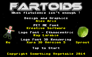 Screenshot of Fartoids