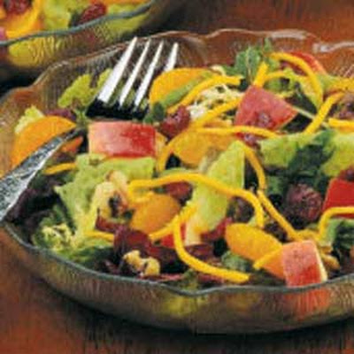 Holiday Tossed Salad