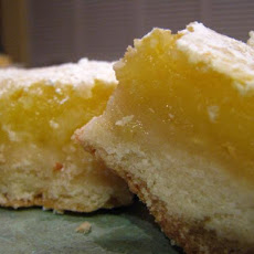 Lemon Cookie Bars