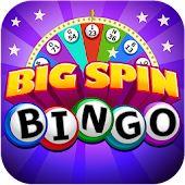 Big Spin Bingo | Free Bingo APK for Bluestacks