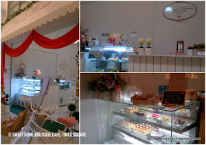 Sweet Home Boutique Cafe Penang Times Square Malaysia Food Restaurant Reviews