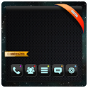 Go Launcher Theme Noctua icon