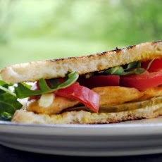 Tasha's Grilled Chicken Sandwich