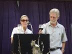 Marcia Mondavi Borger and Tim Mondavi