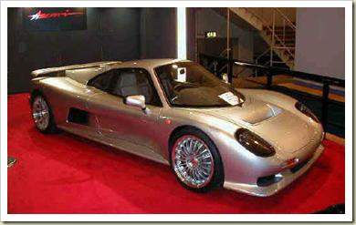 Ascar Ecosse 1999