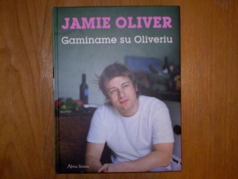 Jamie Oliver. Gaminame su Oliveriu