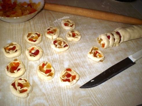 Sausainių gaminimas