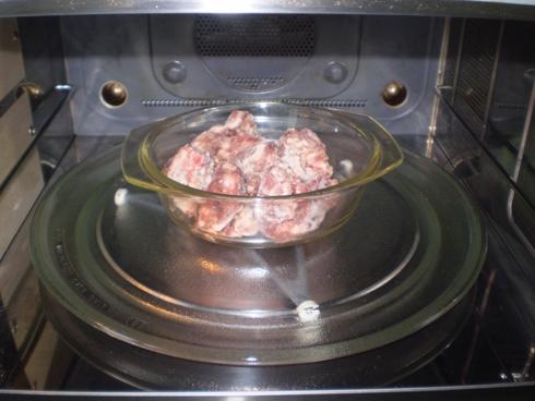 Šaldyta malta mėsa