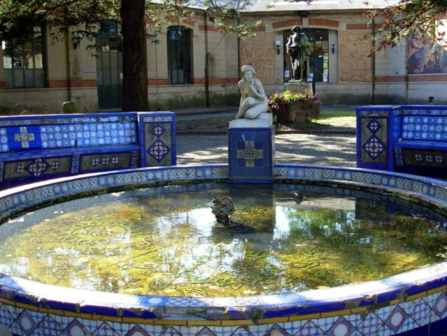 fuente museo de calcos
