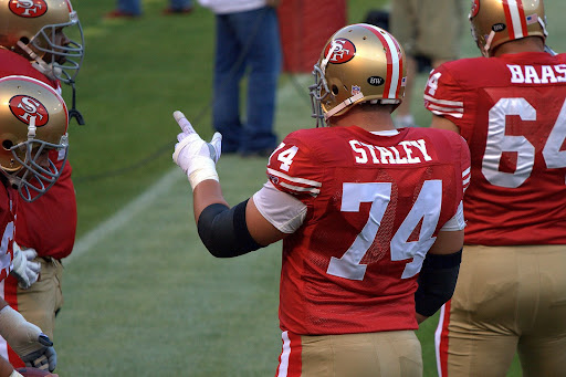 Joe Staley Emerging Leader