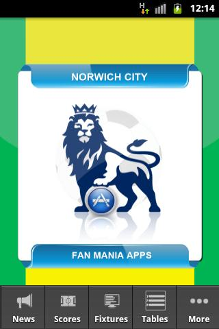 Norwich City Fan Mania
