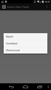 App Anime Video Player apk for kindle fire