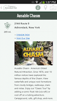 Screenshot of Discover the Adirondack Park